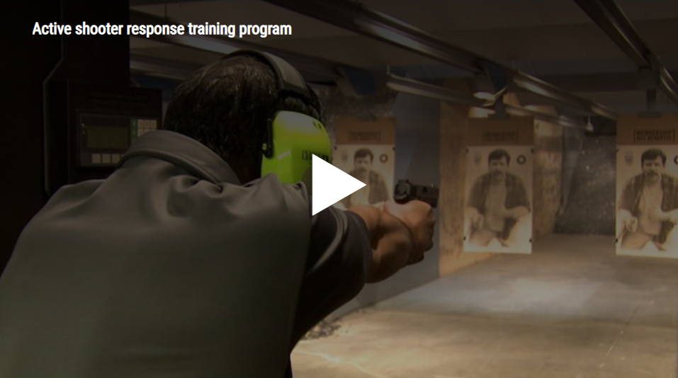 ACTIVE SHOOTER RESPONSE TRAINING PROGRAM LAUNCHED IN CENTENNIAL