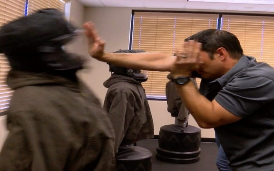 VETERAN U.S. NAVY SEAL TEACHES COLORADANS TO PROTECT THEMSELVES IN ACTIVE SHOOTER SITUATIONS