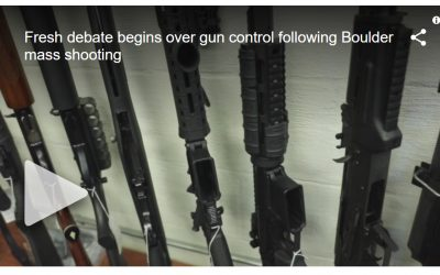Fresh debate begins over gun control following Boulder mass shooting – Fox 31